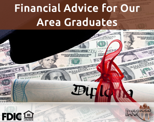 Financial advice for our area graduates