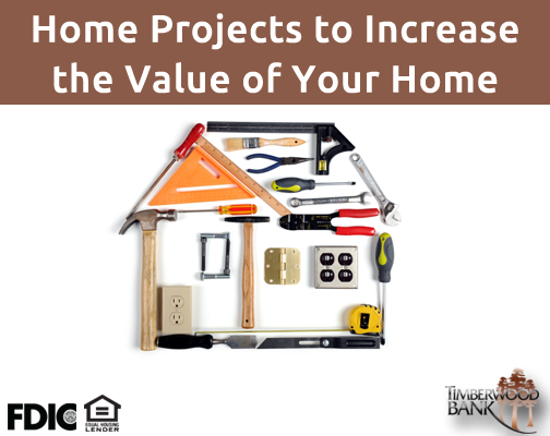 Home improvements may seem expensive, but they often will pay off in the future.