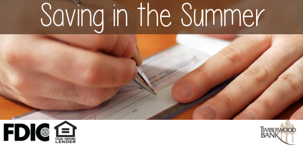 Summer is a great time to evaluate your finances, including your savings account.