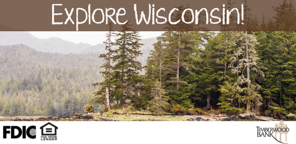 Stay close to home and still have a great summer vacation by exploring Wisconsin.
