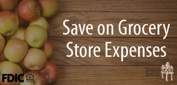 Going to the grocery store doesn't have to break your budget each month.